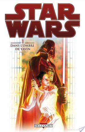 Affiche Star Wars Tome 1