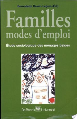 Affiche Familles, modes d'emploi