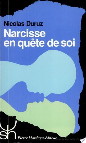 Affiche Narcisse en quête de soi