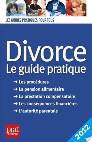 Affiche Divorce - le guide pratique 2012