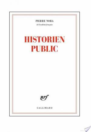Affiche Historien public