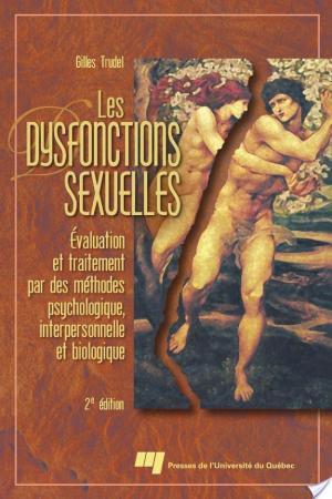 Affiche Les Dysfonctions Sexuelles
