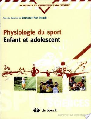 Affiche Physiologie du sport