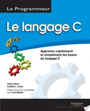 Affiche Le langage C