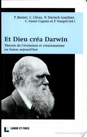 Affiche Et Dieu créa Darwin