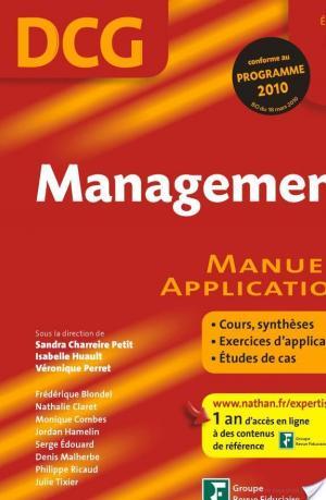 Affiche Management - DCG - Épreuve 7 - Manuel et Applications: Ouvrage numérique PDF