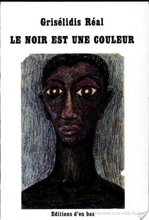 Affiche Le noir est une couleur