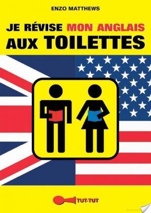 Affiche Je révise mon anglais aux toilettes