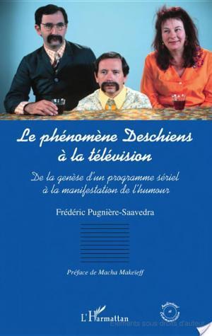 Affiche Le phénoméne Deschiens à la télévision