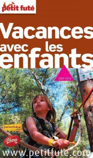 Affiche Petit Futé Vacances avec les enfants