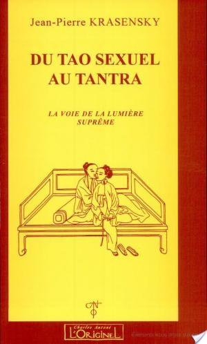 Affiche Du tao sexuel au tantra.