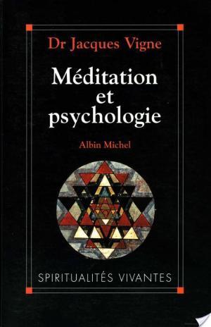 Affiche Méditation et psychologie