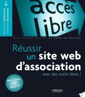 Affiche Réussir un site web d'association... avec des outils libres