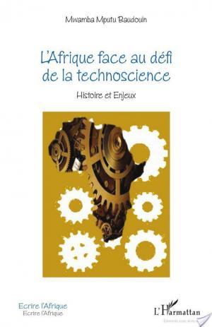 Affiche L'Afrique face au défi de la technoscience