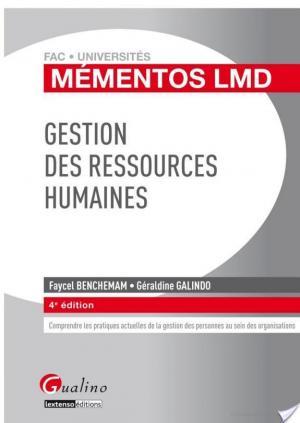 Affiche Gestion des ressources humaines