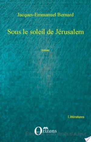 Affiche Sous le soleil de Jérusalem