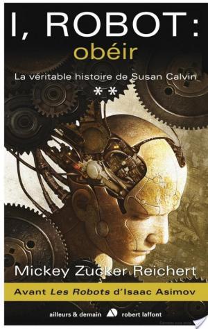 Affiche I, Robot : obéir