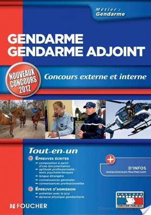 Affiche Gendarme - Gendarme Adjoint Nouveaux concours 2012