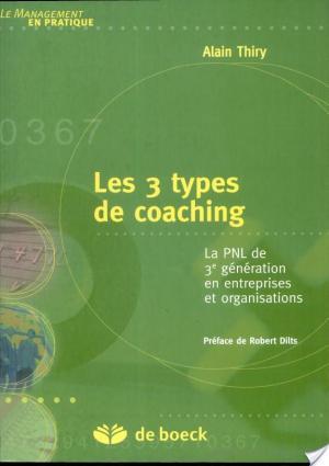 Affiche Les 3 types de coaching