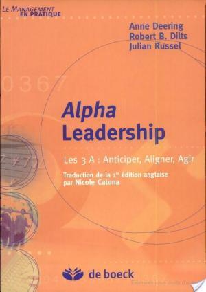 Affiche Alpha Leadership