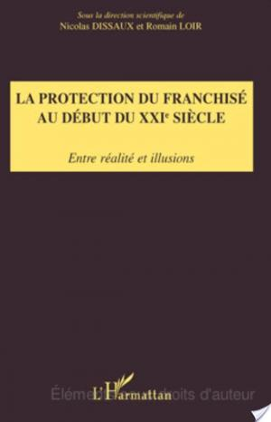 Boite de  La Protection du Franchise au Debut de XXI Siecle