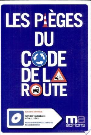 Affiche Les pièges du code de la route