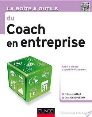 Affiche La boîte à outils du coach en entreprise