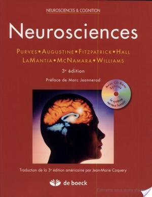 Affiche Neurosciences