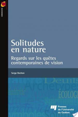 Affiche Solitudes en nature