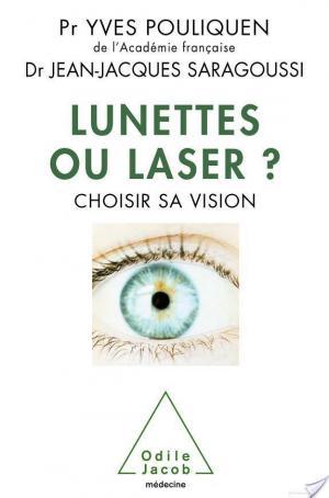 Affiche Lunettes ou laser ?