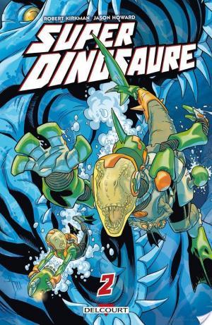 Affiche Super Dinosaure