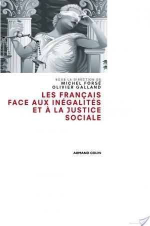 Affiche Les Français face aux inégalités et à la justice sociale