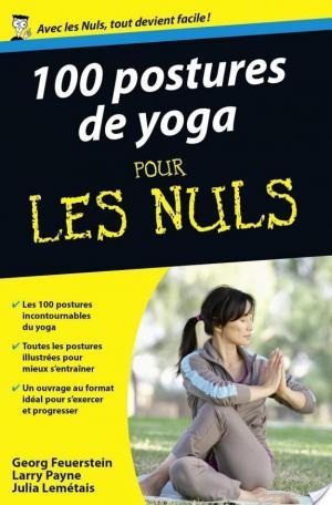 Affiche 100 Postures de yoga Poche Pour les Nuls