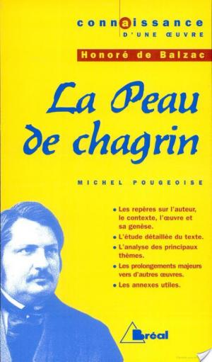 Affiche La Peau de chagrin - H. de Balzac