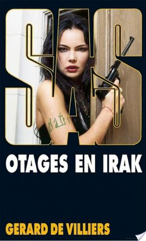 Affiche SAS 157 Otages en Irak