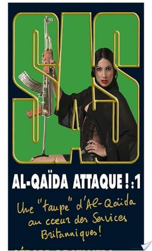 Affiche SAS Al-Qaida attaque !