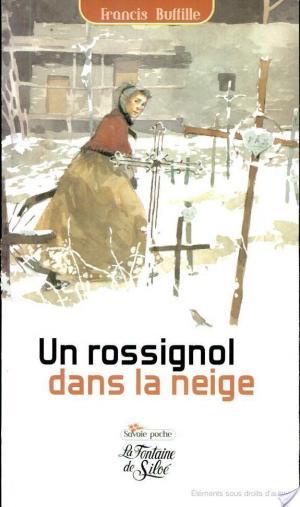 Affiche Un rossignol dans la neige