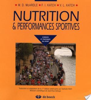Affiche Nutrition et performances sportives
