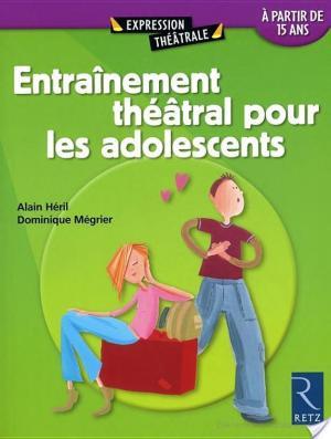 Affiche Entraînement théâtral pour les adolescents