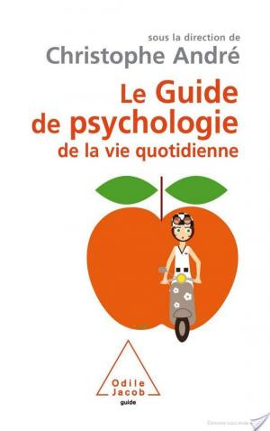 Affiche Guide de psychologie de la vie quotidienne (Le)