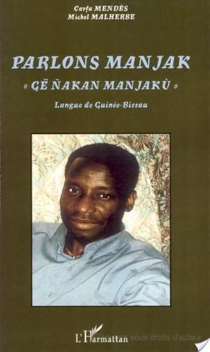 Affiche Parlons Manjak