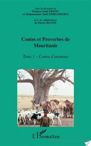 Affiche Contes et proverbes de Mauritanie - Tome I