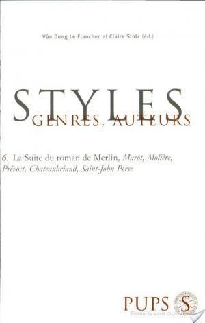 Affiche Styles, genres, auteurs