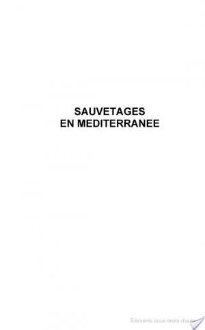 Affiche Sauvetages en Méditerranée