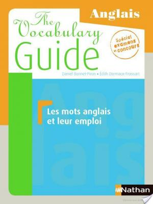 Affiche The Vocabulary Guide
