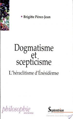 Affiche Dogmatisme et scepticisme