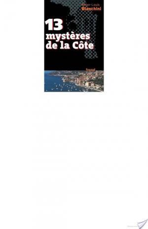 Affiche 13 mystères de la Côte