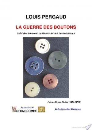 Affiche La guerre des boutons – Le roman de Miraut – Les rustiques