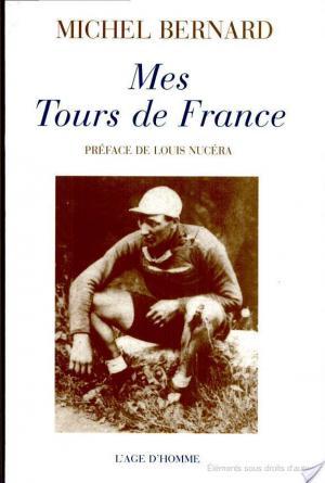 Affiche Mes tours de France