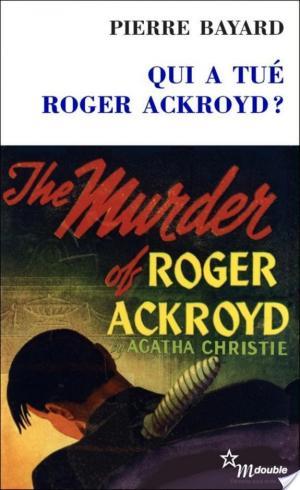 Affiche Qui a tué Roger Ackroyd?